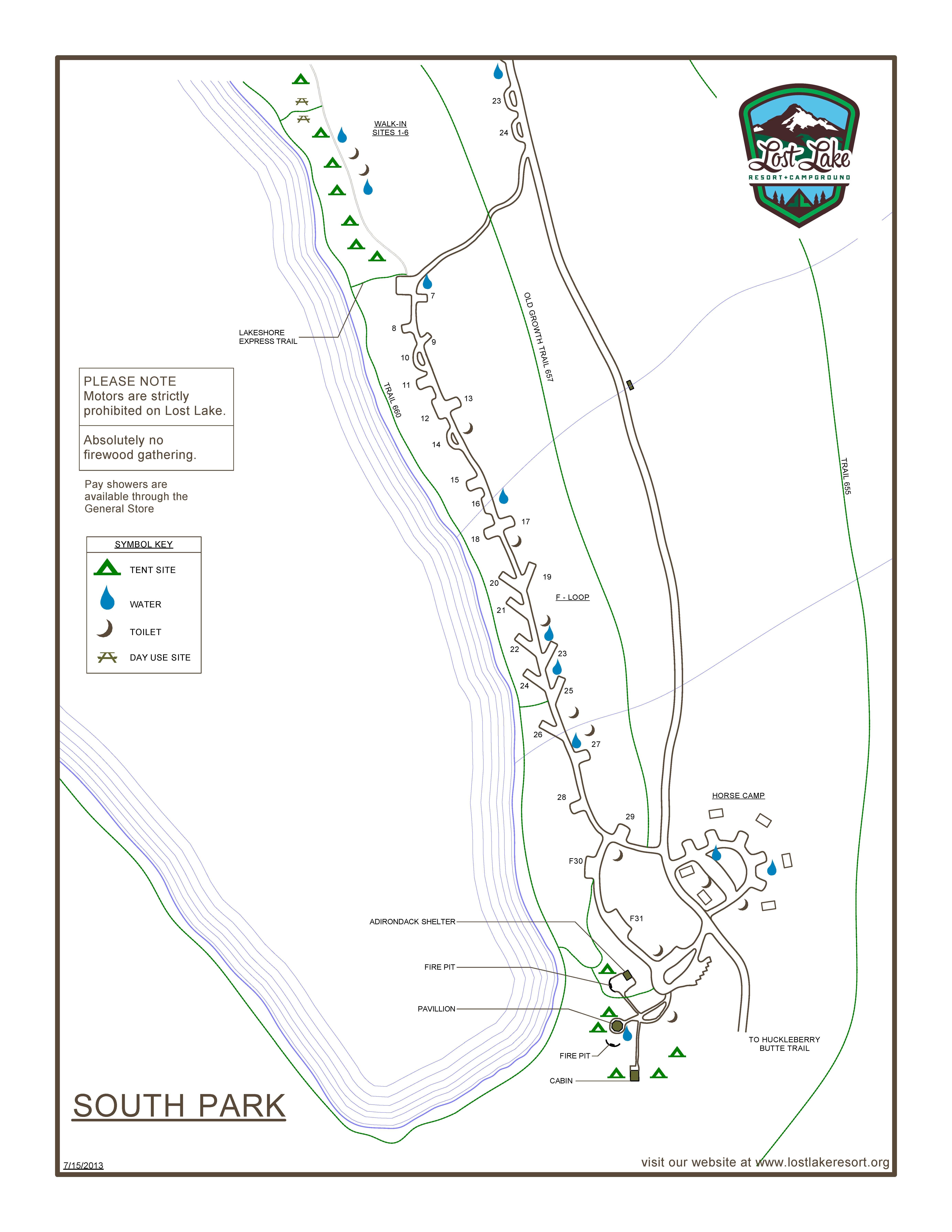 Maps Lost Lake Oregon - Map of south oregon