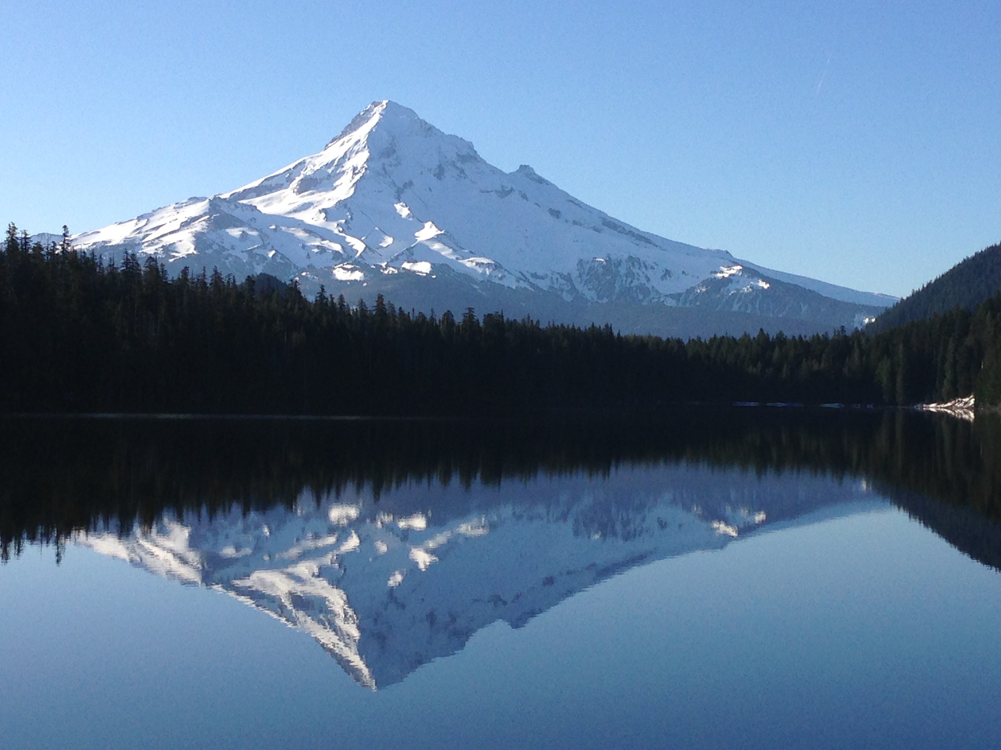 Mt hood camping photo gallery lost lake oregon for Lost lake oregon fishing
