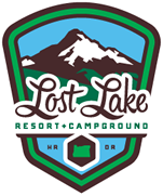 Lost Lake Campground & Resort Logo