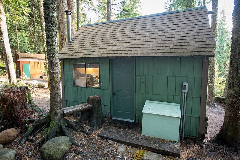 brightwood villages of cabins cabin rustic vacation rental oregon pappys rentals
