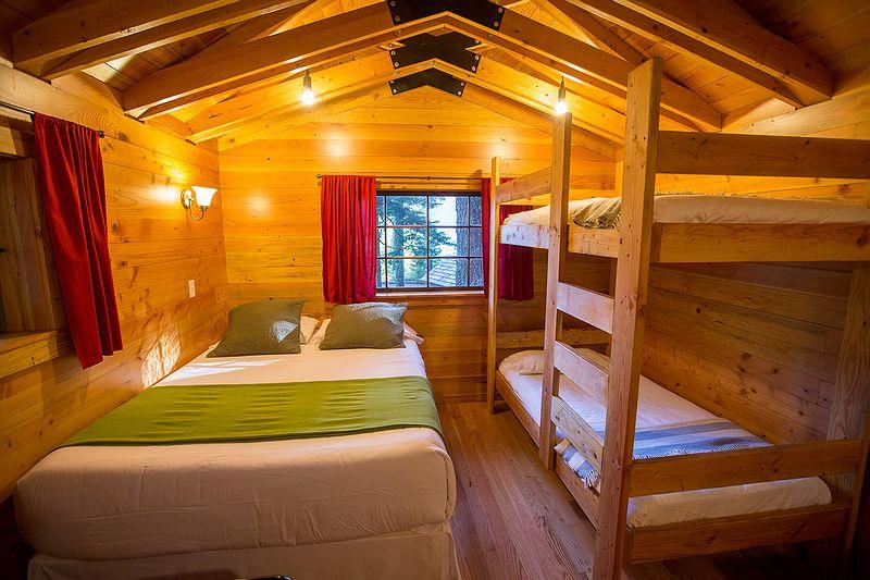 Mt Hood Cabin Rentals Lost Lake Resort Oregon